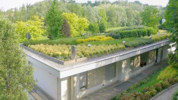 A Ecomondo 2016 si parlerà anche di tetti verdi