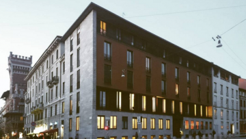 Luigi Caccia Dominioni è morto: la sua architettura vista da Instagram