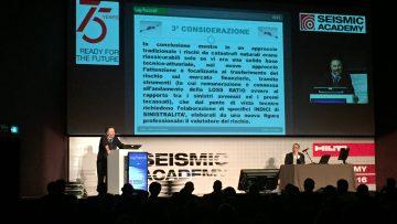 Riassicurazione, vulnerabilità e mitigazione del rischio: alcuni dei temi trattati a Sesimic Academy