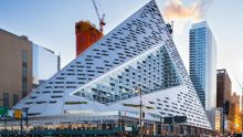 Il grattacielo dell'anno è trapezoidale: focus strutturale su Via 57 West di BIG