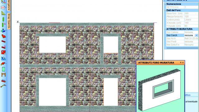 Adeguamento sismico per strutture in muratura e cemento armato con i Software STS