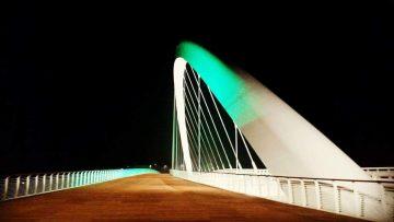 Inaugurato il Ponte Meier, nuova icona a campata unica per Alessandria