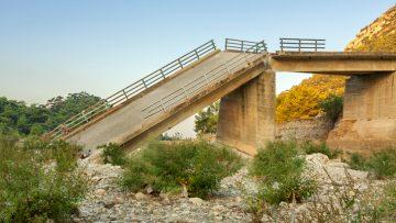 I ponti crollano senza manutenzione: le indicazioni delle NTC 08