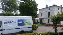 Consolidamento di terreni e fondazioni: Difech usa le tecnologie ValveSystem e Roto&Push