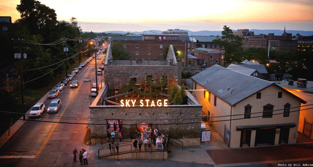 Sky Stage © Bill Adkins