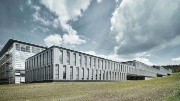 Il nuovo edificio del Politecnico federale di Zurigo