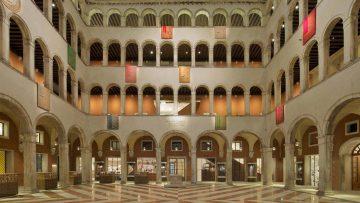 T Fondaco dei Tedeschi a Venezia: focus sulla ristrutturazione dei solai