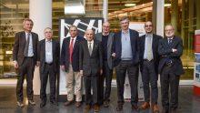 Italcementi accoglie al Kilometro Rosso il Presidente dell'American Concrete Institute