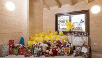 L'asilo nido in legno di Norcia è pronto