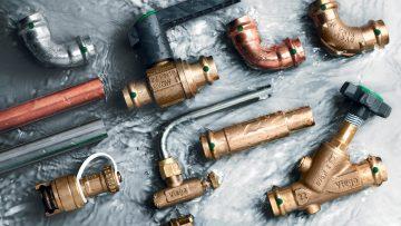 Acqua sanitaria: quali materiali per l'impianto?