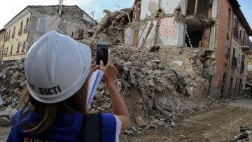 Terremoto: istruzioni e compensi per i rilievi di agibilità post sisma