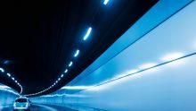 L'illuminazione in galleria vira sul Led: il progetto Greenlight di Anas