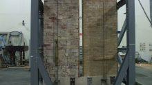 Le prove sismiche Enea per testare le murature storiche del Centro Italia