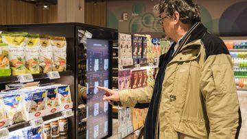 Coop alla Bicocca: un'idea tangibile di supermercato del futuro