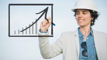 I laureati in ingegneria continuano ad aumentare, e arrivano le donne