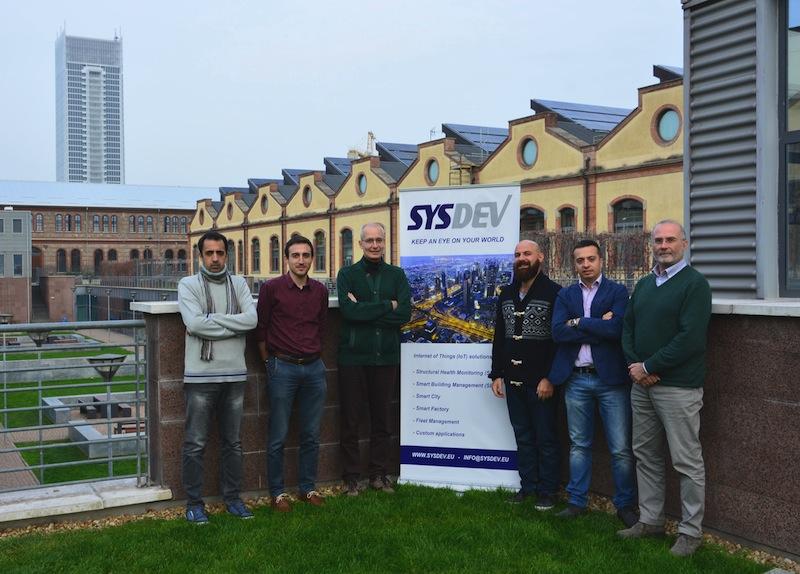 Il team di Sysdev