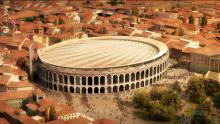 Arena di Verona: il concorso per la copertura vinto da una Rti tedesca