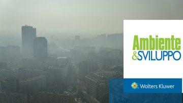 Qualità dell'aria: l'Italia adotta i nuovi metodi Ue per la valutazione