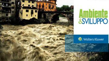 Dissesto idrogeologico: finanziati 100 milioni per i progetti di mitigazione