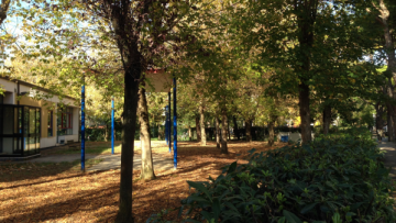 Concorso Inarcassa per ingegneri e architetti: la Scuola Panoramica di Riccione