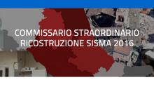 Ricostruzione post sisma: domande online per iscriversi all'elenco speciale