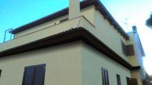 Il nuovo involucro ad alta efficienza energetica della Villa all'Infernetto a Ostia