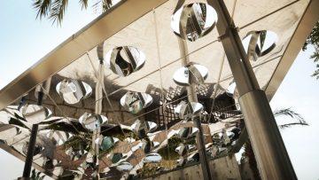 Fotovoltaico a concentrazione o arredo urbano? Sun&Shade di Carlo Ratti Associati