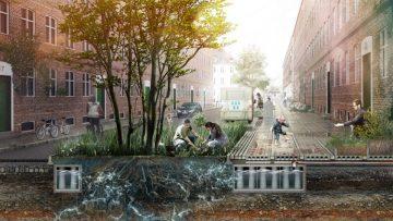 La pavimentazione drenante smart contro le alluvioni