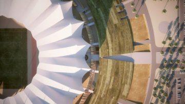 Lo stadio di Riyadh sarà ampliato dai romani Schiattarella Associati
