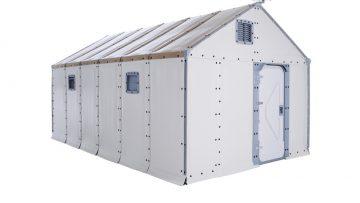 Com'è fatto Better Shelter, il rifugio Ikea per gli sfollati