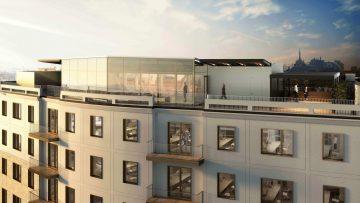Il Bim per riqualificare un edificio residenziale degli anni Quaranta a Milano