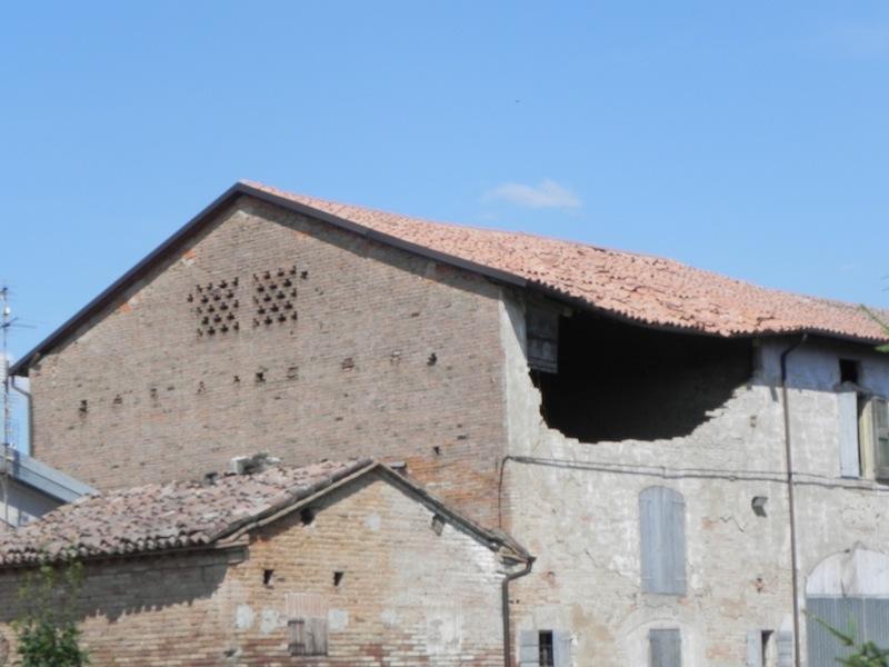 Dissesti delle murature la flessione verticale e for Cabina del tetto ad arco