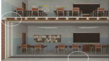 La protezione sismica degli edifici scolastici secondo Mapei