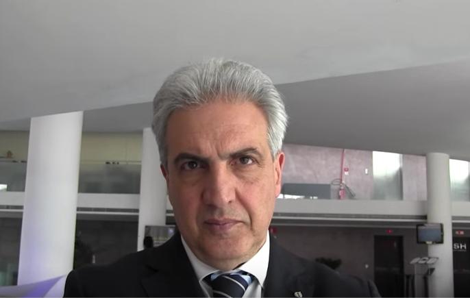 Michele Lapenna, Consigliere tesoriere CNI