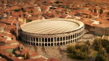 Copertura Arena di Verona: le scelte tecnologiche e strutturali del progetto vincitore