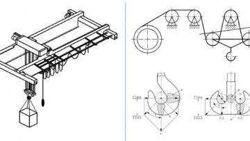 Apparecchi di sollevamento e gru: criteri di progettazione secondo la UNI EN 13001