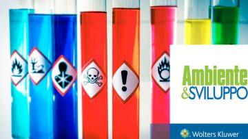 Import-export sostanze chimiche pericolose: in vigore le nuove sanzioni