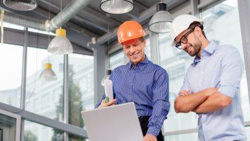 Competenze di ingegneri, architetti e geometri: una tabella per fare il punto
