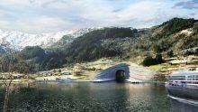Il primo tunnel navigabile al mondo sarà in Norvegia