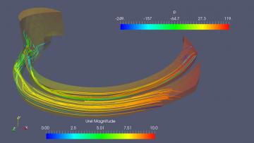 Pompe idrauliche e ventilatori con la simulazione CFD