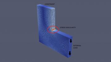 Analisi FEM: calcolare il coefficiente di concentrazione degli stress