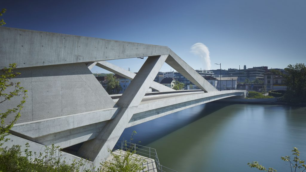 Il Ponte sull'Aar, Olten (Svizzera)