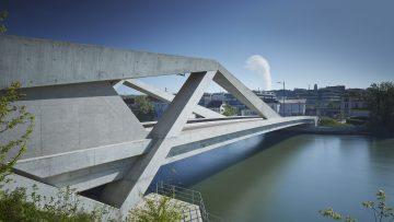 Un modello BIM 3D per il Ponte sull'Aar in Svizzera
