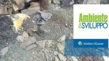 Terre e rocce da scavo: DPR di semplificazione a breve in gazzetta