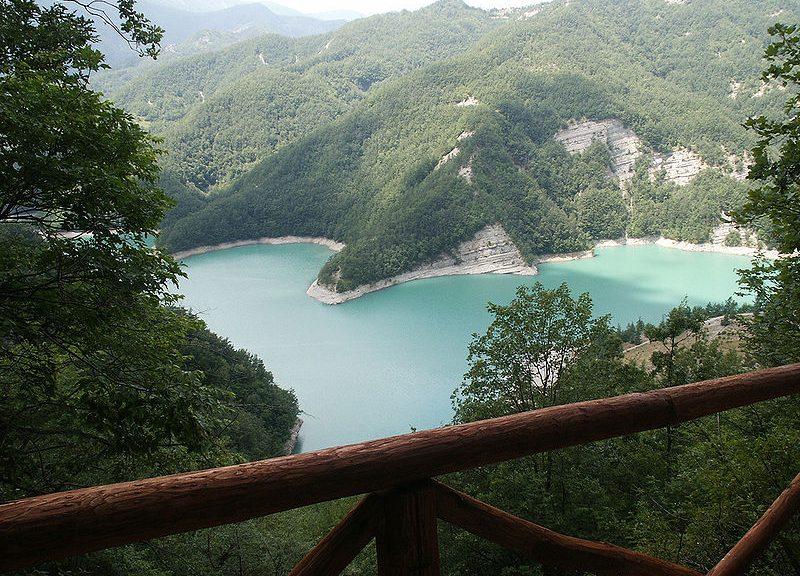 Lago di Ridracoli