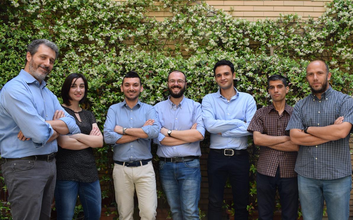 Il team del Polito