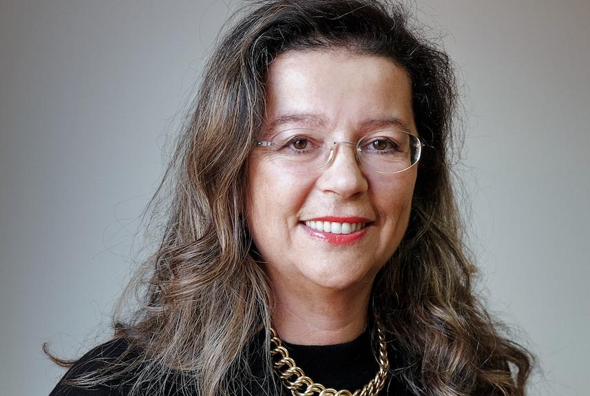 Carla Cappiello, presidente dell'Ordine degli ingegneri di Roma