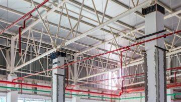 Impianti sprinkler: scegliere il corretto tipo di sistema