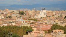 Il consumo di suolo di Roma nel 2030 sarà il triplo di Napoli