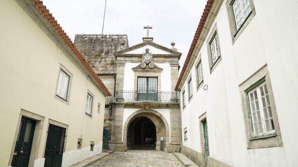 Il Castelo de Vila Nova de Cerveira, uno degli edifici storici interessati dal programma Revive